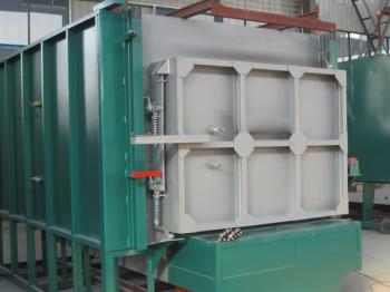 CX-RT系列台車式電(dian)阻爐