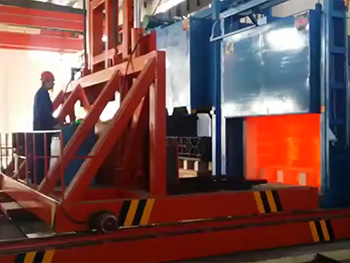 箱(xiang)式鏟車淬火(huo)爐